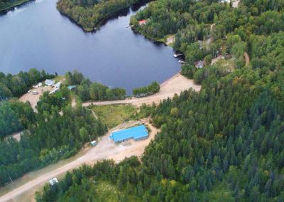 Lac_Mathieu_VueAérienne